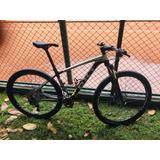 Bike Bxt 29 Carbono Top De Linha. Nova