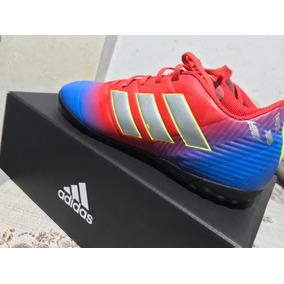 a8b27a570e Chuteira Society Adidas Adiquestra Semi Nova. - Chuteiras Adidas de ...