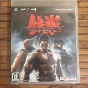 Jogo Ps3 - Tekken 6 (japones)