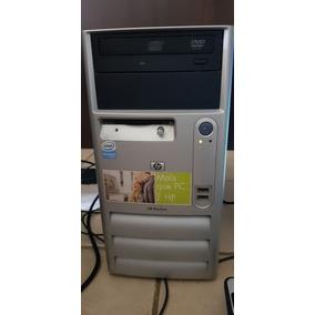 Computador Pc Da Hp Pavilion Modelo B1425br Com Monitor Lg