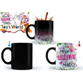 Taza Magica Eres La Mejor Abuela Del Mundo Premium! 4644094ce20