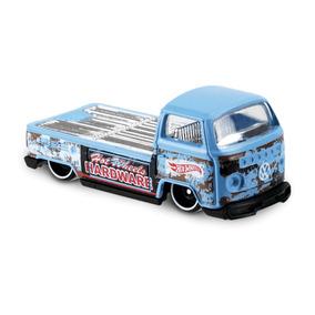 Hot Wheels - Volkswagen T2 Pickup Kombi Azul Lacrada