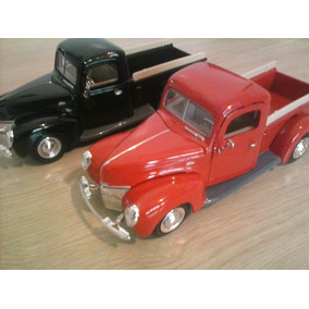 Ford Pick-up Miniatura 1:24,ano 1940