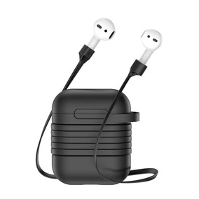 Case Protetora Silicone Original Baseus Apple Airpods