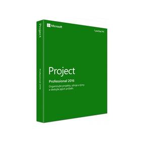 Microsoft Project Profesional 2016 32 Y 64 Bits De Por Vida