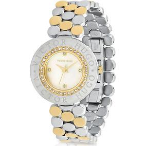 998d0db8576 Relogio Victor Hugo Feminino - Relógios De Pulso no Mercado Livre Brasil
