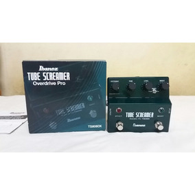 Pedal Ibanez Ts808dx Tube Scream Overdrive Pro Deluxe