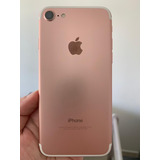 Apple Iphone 7 Gold Rose 256 Gigas