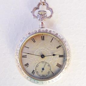 8464e44a979 Relogio De Bolso Antigo - Joias e Relógios no Mercado Livre Brasil