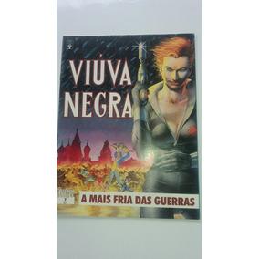 Hq Viúva Negra 7 A Mais Fria Das Guerras Marvel - Tt