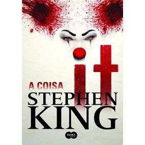 Livro It A Coisa - Stephen King - Lacrado