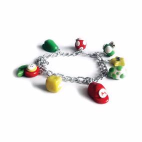 Pulsera, Bisutería, Mario Bros