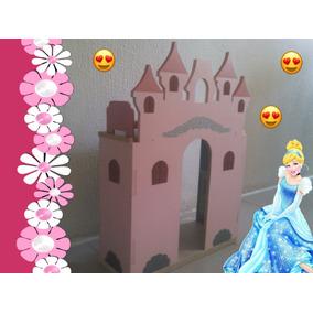 Castillo Casa Muñecas Barbie Juegos Juguetes Princesas Niñas