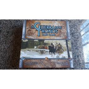A Guerra Dos Tronos Card Game - Semi-novo