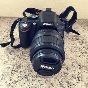 Câmera Nikon D5100 Dslr + Lente 18-55mm+ Lente 70-300mm