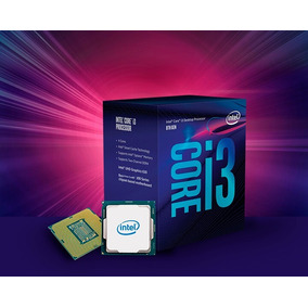 Proces Intel Core I3-8100 3.6ghz 6mb Lga 1151 65w Coffeelake