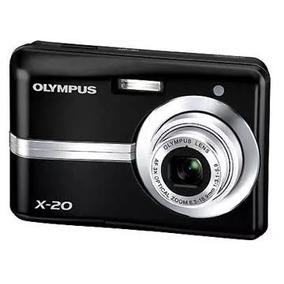 Camara Olympus X-20 10mpx 3x Zoom 2.4+ Funda