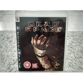 Dead Space Ps3 Usado Frete Cr 12,00
