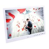 Porta Retrato Digital 15pol Videos Usb Mp3 C/controle B / P