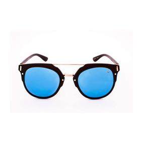 4a8637d0877d8 Óculos De Sol Drop Me Las Retro Acetato Preto Fosco Lente