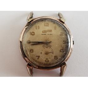 28cd156b571 Jenco Antigo Relogio Suico De - Relógios no Mercado Livre Brasil