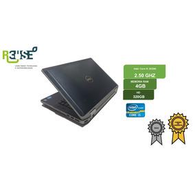 Notebook Dell Latitude E6420 Core I5 4gb Ram 320gb Hd #153