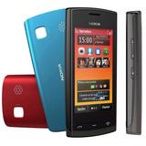 Celular Nokia 500 Single Chip 3g Wifi Câm. 5mp - Vitrine