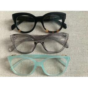 Replica Oculos Celine Armacoes - Óculos no Mercado Livre Brasil 3b0df976dd