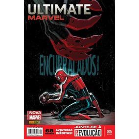 Ultimate Marvel Ed. 5 Marvel Panini Comics Homem-aranha