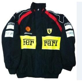 Jaqueta Casaco Ferrari 4 Piloto F1 Frete Grátis 9e1376711b1be
