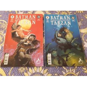 Batman & Tarzan Nrs 1 E 2 - Mythos Ano 1999