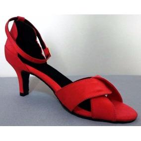 5d35d7a661 Sandalia Dança Salão Evidence - Sapatos no Mercado Livre Brasil