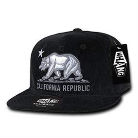Whang California Republic Gorra Ajustable De Pana 3447599f2bd
