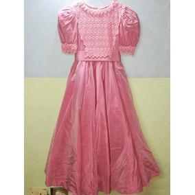 Vestido De Fiesta De 8 A 11 Años