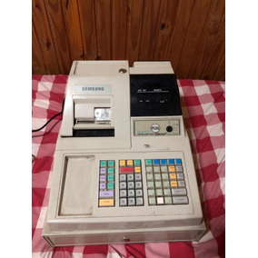 Caja Registradora Antigua (1990-1998) Samsung