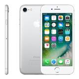 iPhone 7 Apple, Prata, 32 Gb, 4,7, Câmera 12 Megapixels