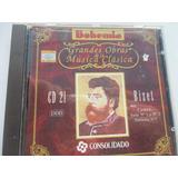 + Cd 21 Grandes Obras Bizet Original Made In Spain