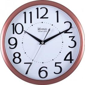 f3b848275e2 Relógio Parede Redondo Gigante Alumínio Herweg 60cm - Relógios con ...