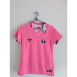 Camisa Infantil Grêmio Outubro Rosa 2018 8a73aac8bab2c
