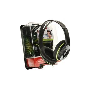 Headset Genius P2 Hs-400a Verde