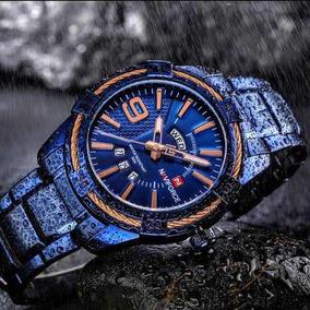 Relógio Naviforce Azul