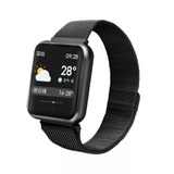 Smartwatch Nexus P70 - P68 Inteligente + Pulseira + Película