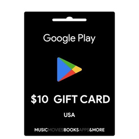Gift Card Google Play 10 Juegos Para Pc En Mercado Libre Uruguay