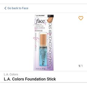 Base L.a Colors Mystic Foundation/concelear Stick Y Lentes