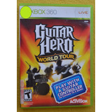 Guitar Hero World Tour Xbox 360* Play Magic