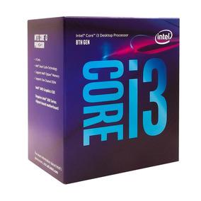 Processador Intel Core I3-8100 3.6ghz 6mb Lga 1151 Coffeelak