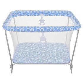 Cercado Para Bebê Tutti Baby Fofinho - Azul Essencial