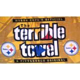 Toalla Terrible Terrible Towel Logo Color Pittsburgh Acerero