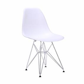 Silla Eames Sillas Modernas Comedor Kuri Blanca Minimalista
