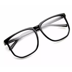 Armação Nerd Retrô Grande Para Óculos De Grau - Várias Cores · R  39 99 a32d25b0f7